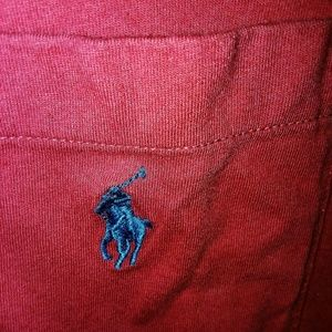 Polo by Ralph Lauren Shirts - Polo by Ralph Lauren Red Polo Men's XL Classic Fit